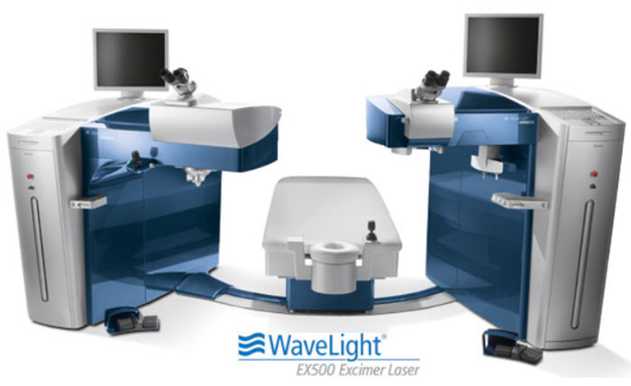 WaveLight EX500 Excimer Laser